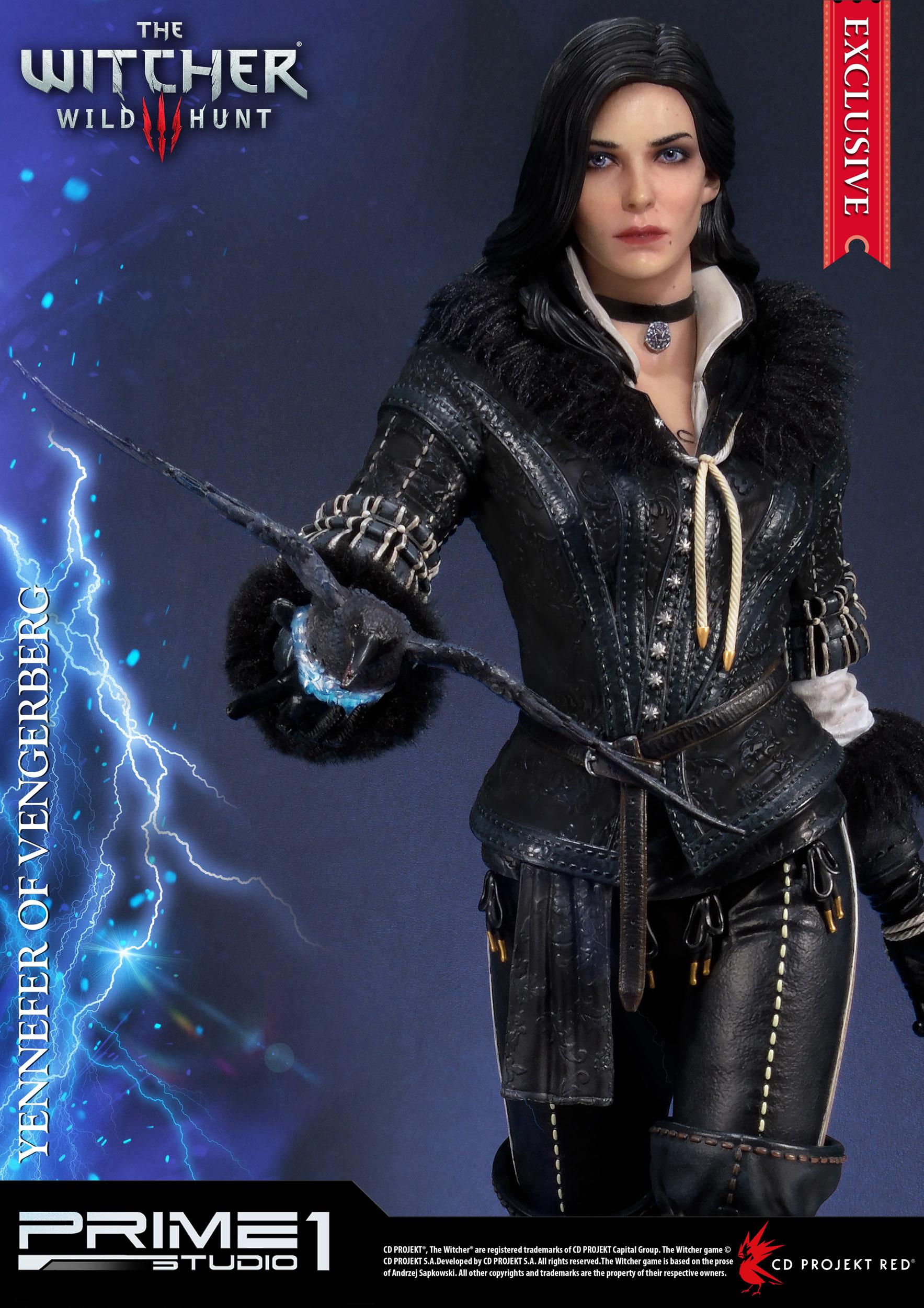 Witcher 3 yennefer