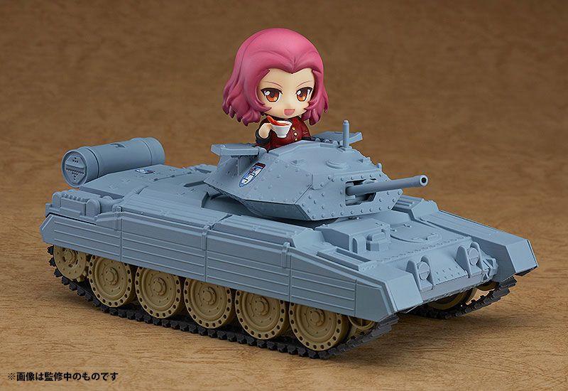 Girls und Panzer das Finale Nendoroid More Vehicle Crusader Mk  III 16 cm -  Animegami Store