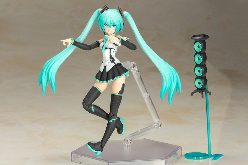Hatsune Miku Frame Arms Girl Plastic Model Kit Frame Music Girl Hatsune  Miku 15 cm