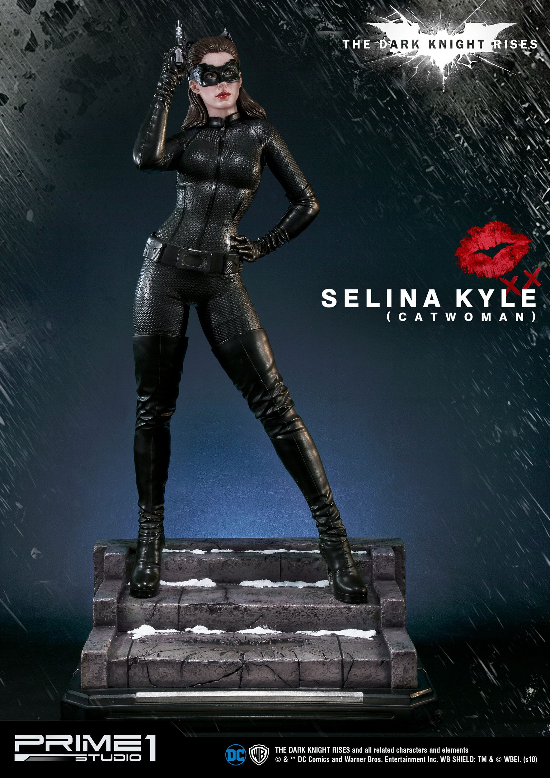 The Dark Knight Rises Statues Catwoman Catwoman Exclusive 80 Cm