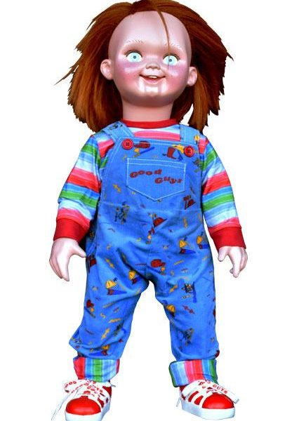 Toys R Us Chucky : Child s play prop replica good guys doll cm