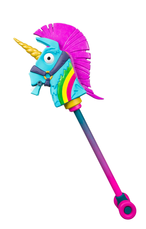 fortnite play accessory rainbow smash 99 cm