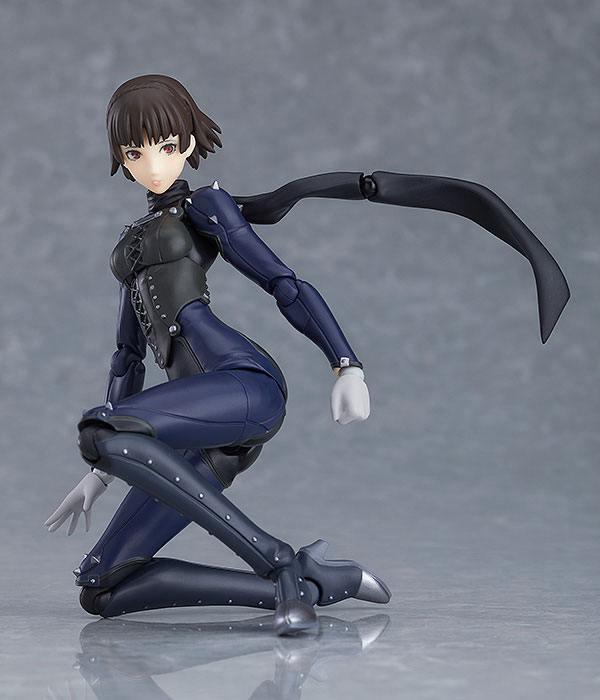 Persona 5 The Animation Figma Action Figure Queen 14 cm - Animegami Store