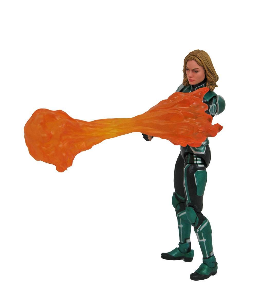 FIGURA CAPITANA MARVEL Marvel Legends Heroes en Blister 18cm