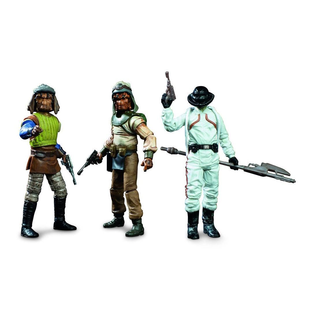 Star Wars Episode VI Vintage Collection Action Figures 3-Pack Skiff Guard  Exclusive 10 cm - Animegami Store