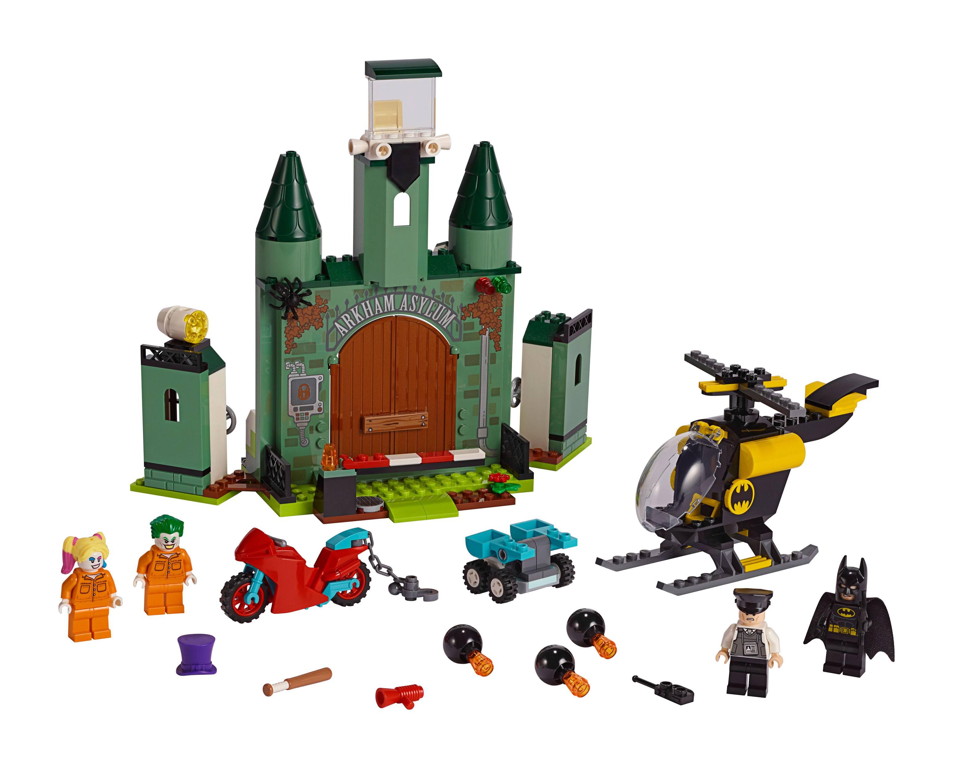 LEGO® DC Universe Super Heroes™ – Batman™ and The Joker™ Escape