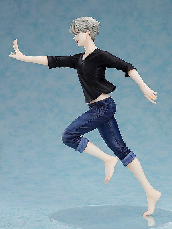 Anime Yuri on ice Victor Nikiforov statue Figure New No Box 23cm