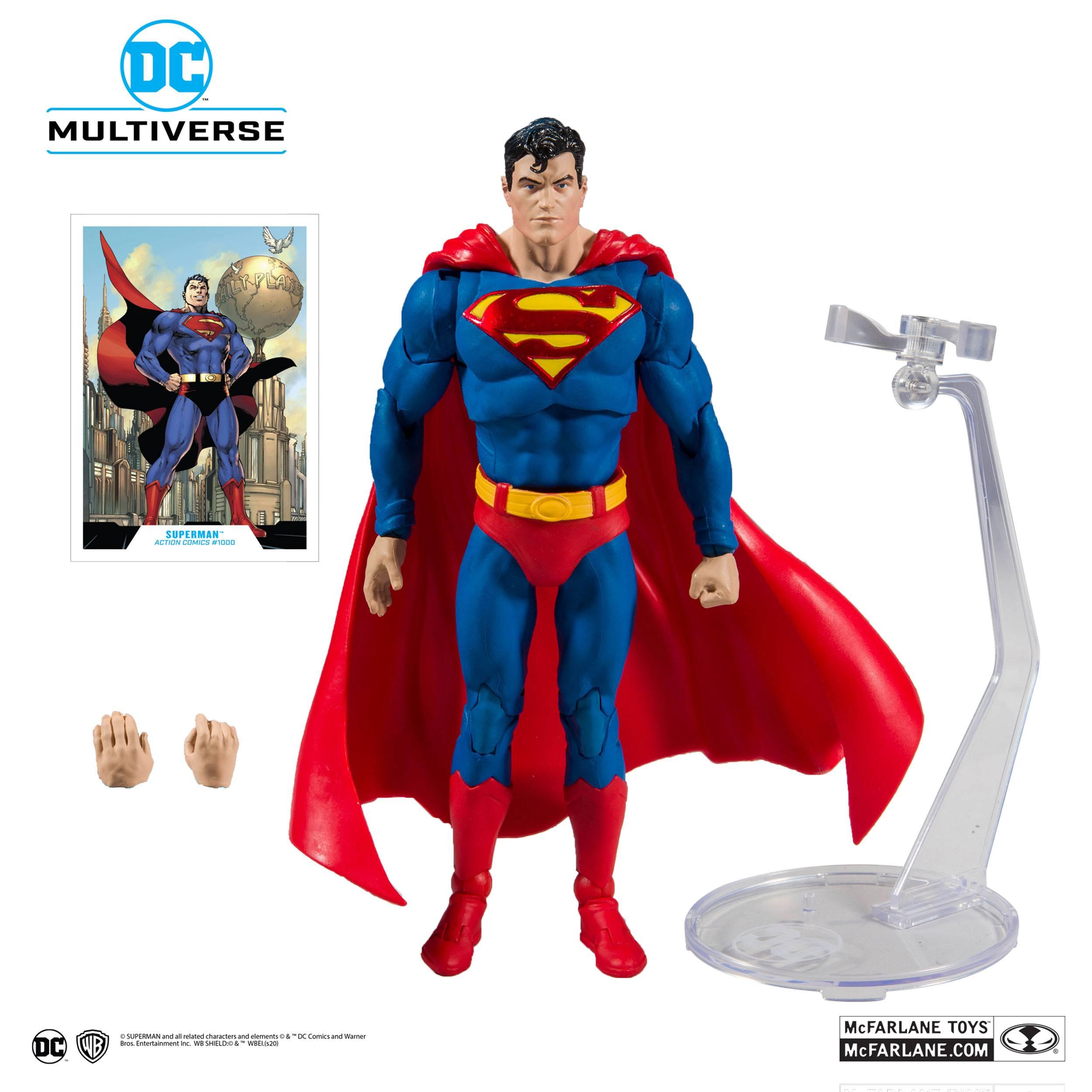Russia 10 rubles Superman DC Comics
