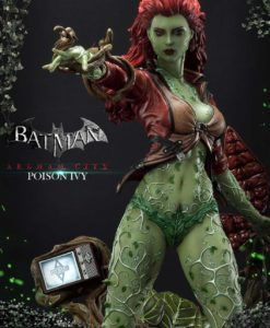 Batman Arkham City Statue 1/3 Poison Ivy 80 cm
