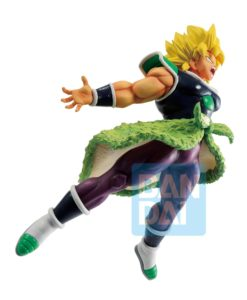Dragon Ball Super Ichibansho PVC Statue Super Saiyan Bardock Rising Fighters 18 cm