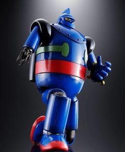 Tetsujin 28-go Soul of Chogokin Diecast Action Figure GX-24R Tetsujin 28-go 17 cm