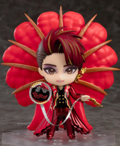Amazing Star Killer Rouge Yuzuru Kurenai Nendoroid Action Figure 10 cm