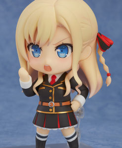 High School Fleet Wilhelmina Nendoroid Action Figure 10 cm