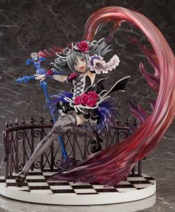Idolmaster: Cinderella Girls Ranko PVC Figure (Anniversary Princess Mad Banquet Version)
