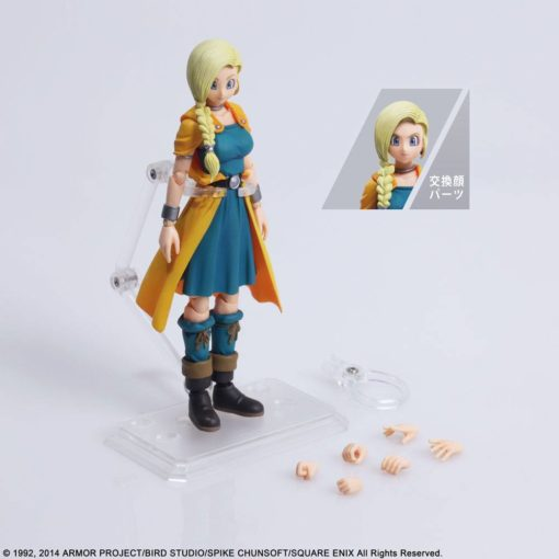 Dragon Quest V The Hand of the Heavenly Bride Bring Arts Action Figure Bianca Square Eniix Limited