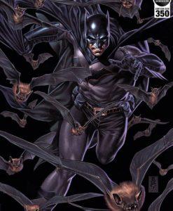DC Comics Art Print Batman: Detective Comics #985 46 x 61 cm - unframed