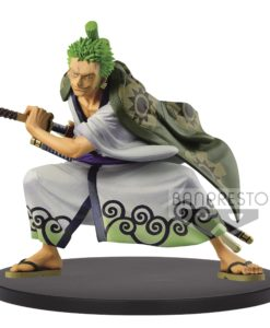 One Piece King Of Artist PVC Statue Roronoa Zoro 14 cm