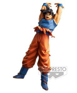 Dragon Ball Super Scultures PVC Statue Son Goku Give Me Energy Spirit Ball Special 23 cm