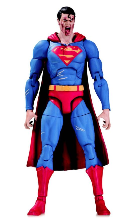 DC Essentials Action Figure Superman (DCeased) 16 cm