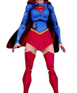 DC Essentials Action Figure Supergirl (DCeased) 16 cm