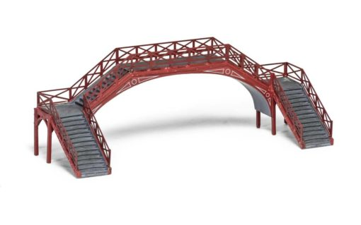 Harry Potter Model Railway Building 1/76 Hogsmeade Station – Footbridge