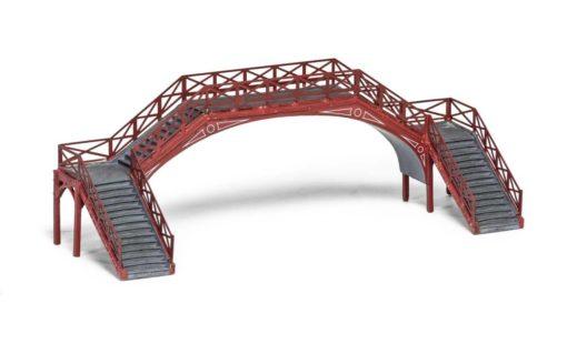 Harry Potter Model Railway Building 1/76 Hogsmeade Station – Footbridge