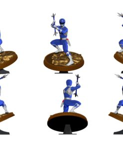 Mighty Morphin Power Rangers PVC Statue Blue Ranger 23 cm