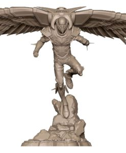 Marvel's Spider-Man Marvel Gamerverse PVC Statue 1/12 Vulture