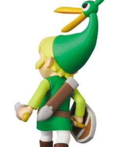 Legend Of Zelda UDF Mini Figure Link The Minish Cap Ver. 7 cm
