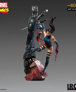 Marvel Comics BDS Art Scale Statue 1/10 Psylocke 28 cm
