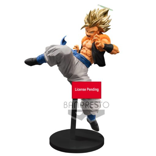 Dragon Ball Super Blood of Saiyans PVC Statue Super Saiyan Gogeta Special IX 19 cm