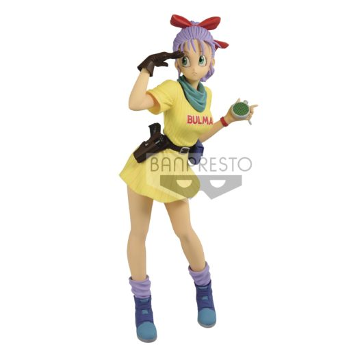 Dragon Ball Glitter & Glamours PVC Statue Bulma III Ver. B 25 cm