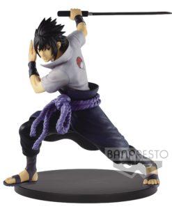 Naruto Shippuden Vibration Stars Statue Uchiha Sasuke II 17 cm