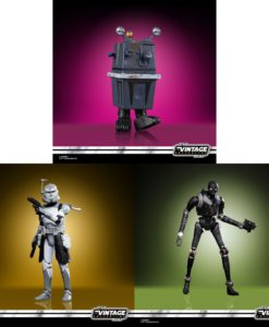 Star Wars Vintage Collection Action Figures 10 cm 2020 Wave 3 Assortment (8)