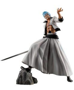 Bleach G.E.M. Series PVC Statue Grimmjow Jaegerjaquez 25 cm