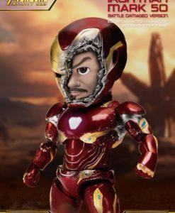 Avengers Infinity War Egg Attack Action Figure Iron Man Mark 50 16 cm