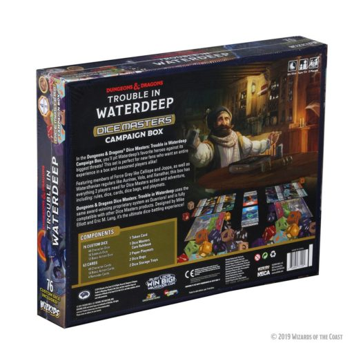 Dungeons & Dragons Dice Masters Campaign Box Trouble in Waterdeep *English Version*