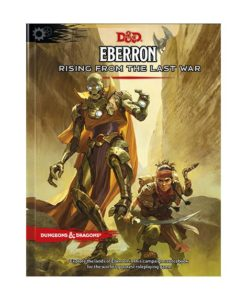 Dungeons & Dragons RPG Adventure Eberron: Rising from the Last War english