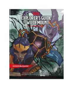 Dungeons & Dragons RPG Adventure Explorer's Guide to Wildemount english