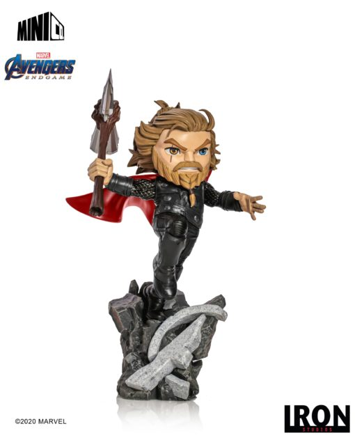 Avengers Endgame Mini Co. PVC Figure Thor 21 cm