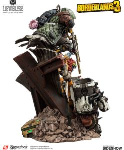 Borderlands 3 Statue 1/6 FL4K: A Good Hunt 58 cm