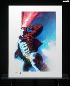 Marvel Art Print Cyclops 46 x 61 cm - unframed