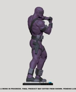 G.I. Joe PVC Statue 1/8 Snake Eyes