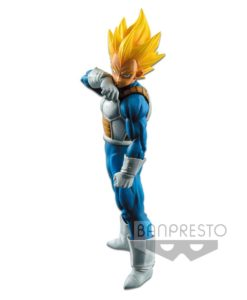 Dragonball Z Resolution of Soldiers Figure Super Sayan Vegeta 17 cm