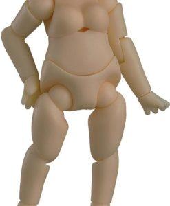 Original Character Nendoroid Doll Archetype Action Figure Woman (Cinnamon) 10 cm