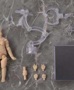 Original Character Nendoroid Doll Archetype Action Figure Woman (Almond Milk) 10 cm