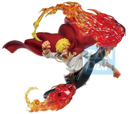 One Piece Ichibansho PVC Statue Sanji (Treasure Cruise) 11 cm