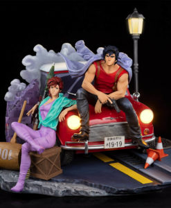 CITY HUNTER 35TH ANNIVERSARY STATUE 1/6