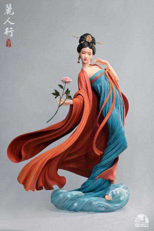 Infinity Studio Elegance Beauty Series Statue Satire on Fair Ladies Limited Edition 34 cm