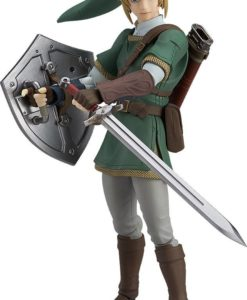 The Legend of Zelda Twilight Princess Figma Action Figure Link Twilight Princess DX Ver. 14 cm